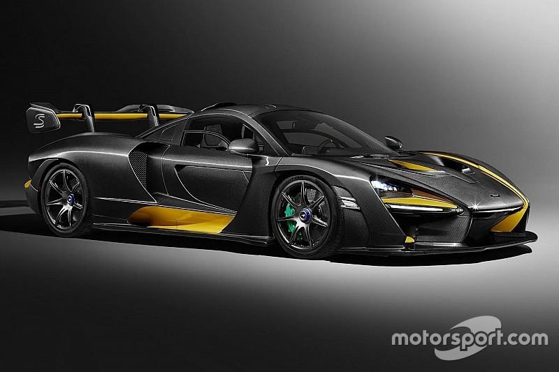 In beeld: De McLaren Senna Carbon Theme