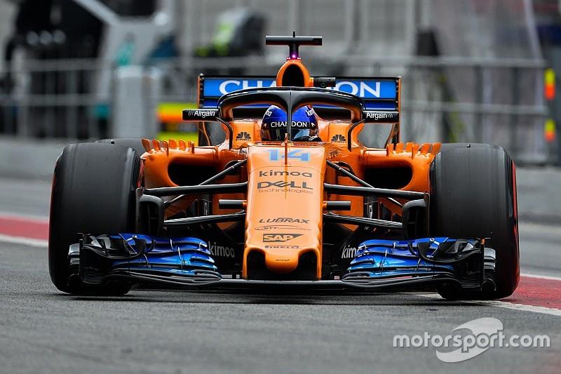 Utazz Alonso autóján egy 360 fokos kamera segítségével!