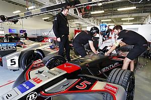 Formule E Actualités Quatre teams à l'amende pour leur utilisation du Wi-Fi