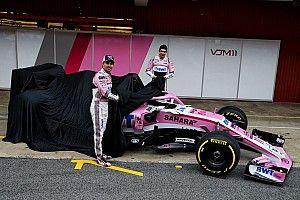 GALERÍA: el nuevo monoplaza de Force India