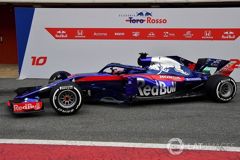 Vergleich: Toro Rosso STR12 vs. Toro Rosso STR13 für die Formel 1 2018