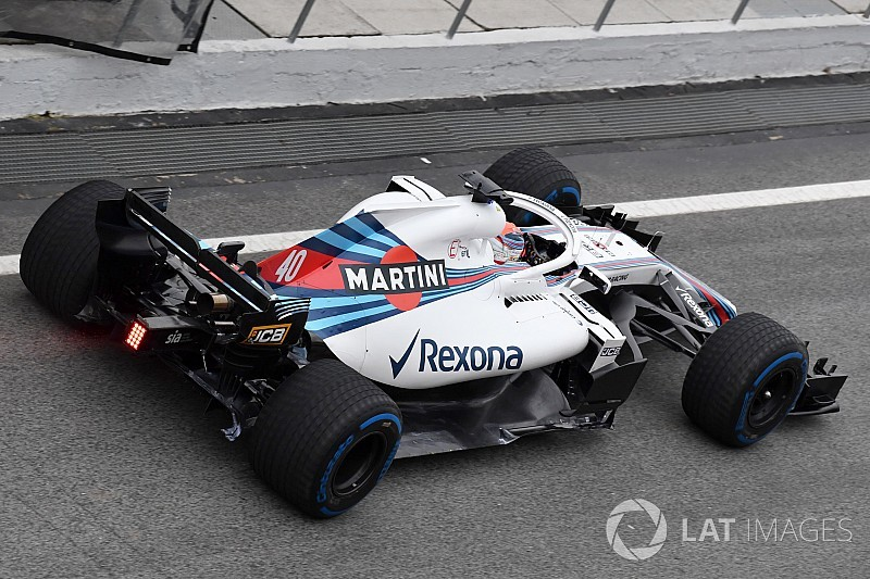 Williams refutes claims of Mercedes engine parity gripe
