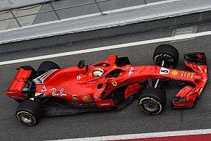 Vettel se siente satisfecho con el resultado de su Ferrari