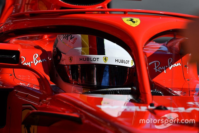 Tes Barcelona II: Vettel pimpin sesi pagi, McLaren masalah baterai