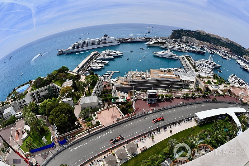 Monaco GP: Starting grid in pictures