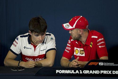 Andretti estime qu'il fallait conserver Räikkönen aux côtés de Vettel