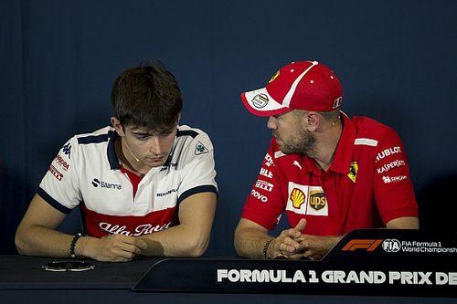 Ferrari siap gantikan Raikkonen dengan Leclerc