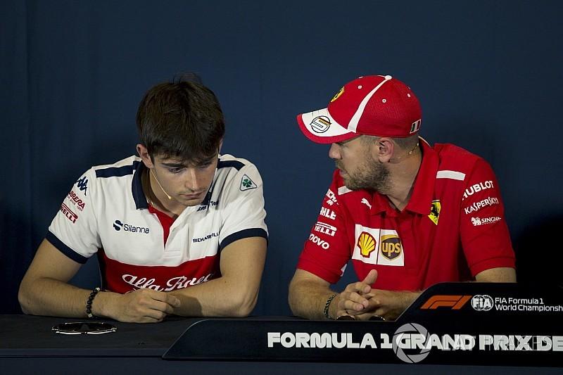 """Leclerc chez Ferrari en 2019: """"Pas réaliste pour l'instant"""""""