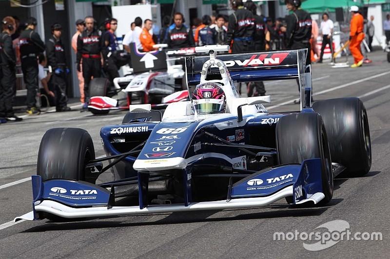 伊沢拓也の65号車、修復完了。決勝レース出走へ