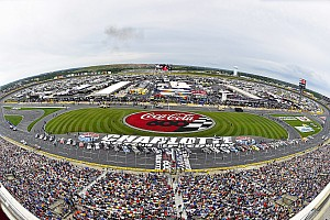 Charlotte Motor Speedway, Coronavirüs test merkezi açtı
