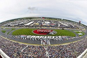 Charlotte Motor Speedway opens coronavirus testing center