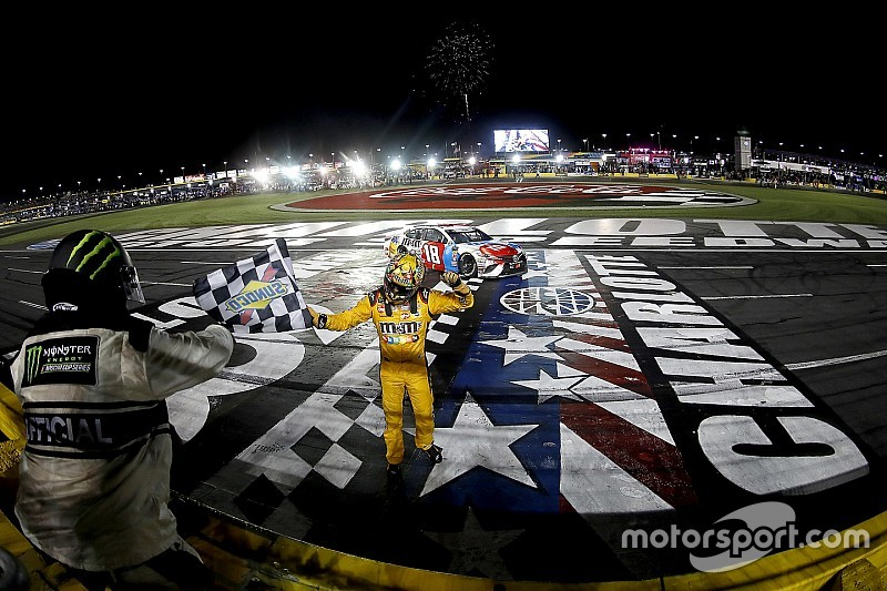 With a Coca-Cola 600 victory come plenty of spoils