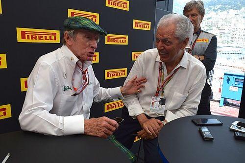 """Tronchetti Provera: """"La Pirelli è pronta a fare le gomme da 18 per la F1"""""""