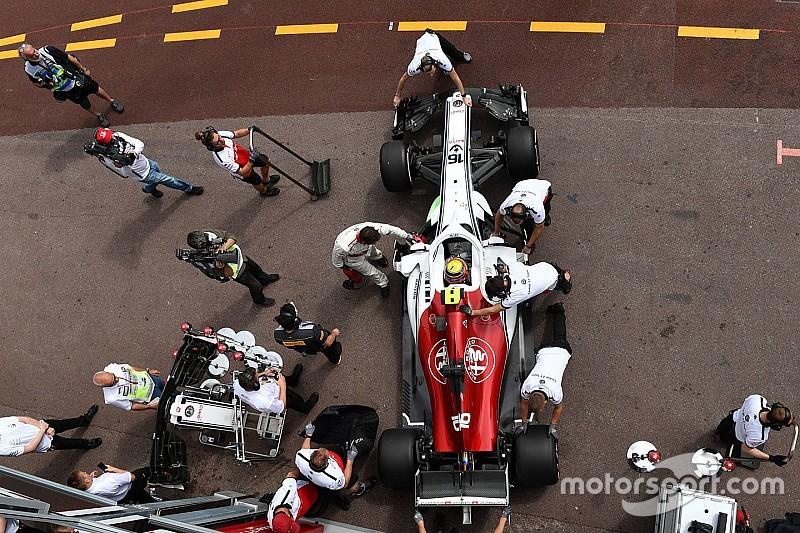 Sauber'in yeni sponsoru Axitea oldu
