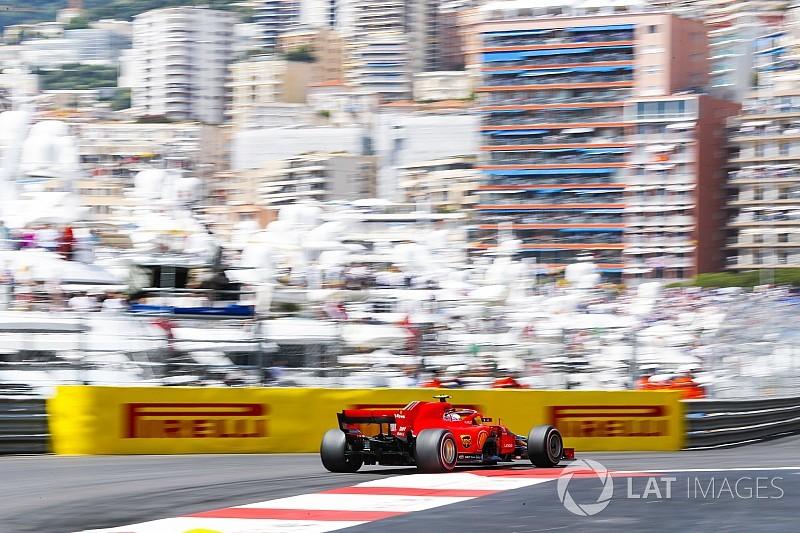 Онлайн. Гран При Монако: квалификация