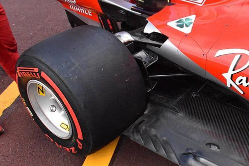Ferrari iniciará treinos em Mônaco com suspensão velha