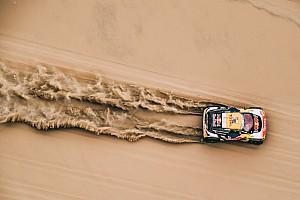 Dakar Últimas notícias Peterhansel: Dakar 2018 é mais difícil desde prova na África