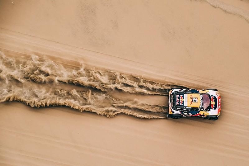 Galería: las imágenes más destacadas de la segunda etapa del Dakar