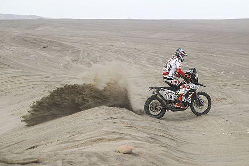 Dakar 2018, Stage 7: Santosh returns inside top-50