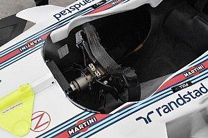Williams: la leva della frizione di Massa ha un ditale che è aperto