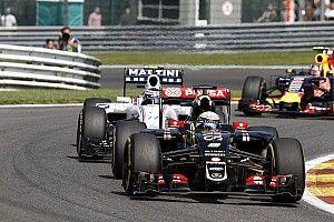 Grosjean utilisait le système de freinage illégal chez Lotus