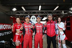 Nissan raih pole Super GT Motegi