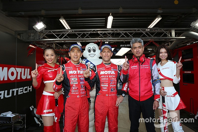 Motegi Super GT: Nissan takes crucial pole in finale
