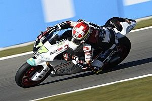 Kiefer stelt toekomst in Moto2 veilig