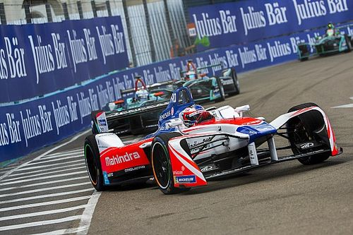 Mahindra retains second in Formula E after Punta