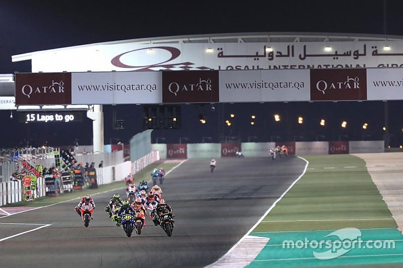 Horarios GP de Qatar de MotoGP
