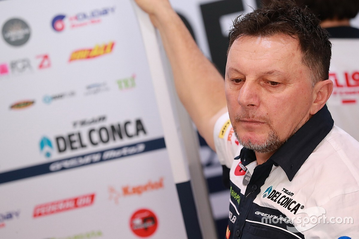 "Gresini's condition ""fragile"" but prognosis ""more optimistic"""