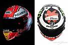 MotoGP GALERÍA: los nuevos cascos de Márquez y Lorenzo
