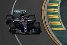 F1 F1開幕! FP1はハミルトンが首位。マクラーレンまたもトラブル!?