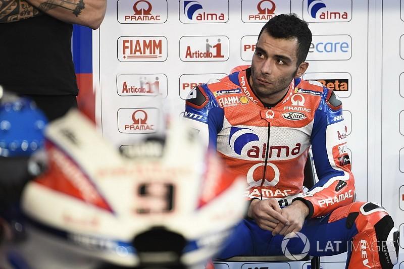 Ducati panggil Petrucci untuk tes privat Jerez