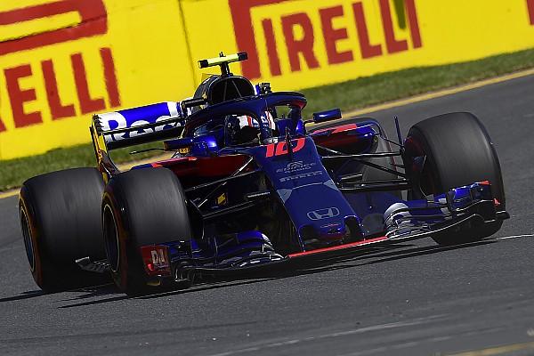 F1 速報ニュース ガスリー、激戦を覚悟「少しの差がグリッドに大きな違いをもたらす」