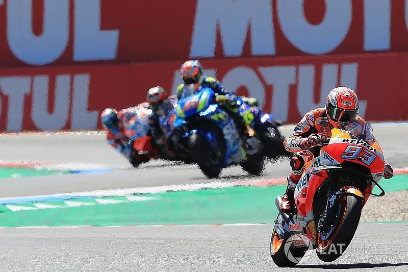 Course - 1000 dépassements et un vainqueur magistral, Márquez!