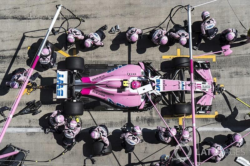 Force India a enfin ses évolutions