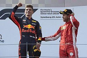 El semáforo del GP de Austria 2018 de F1