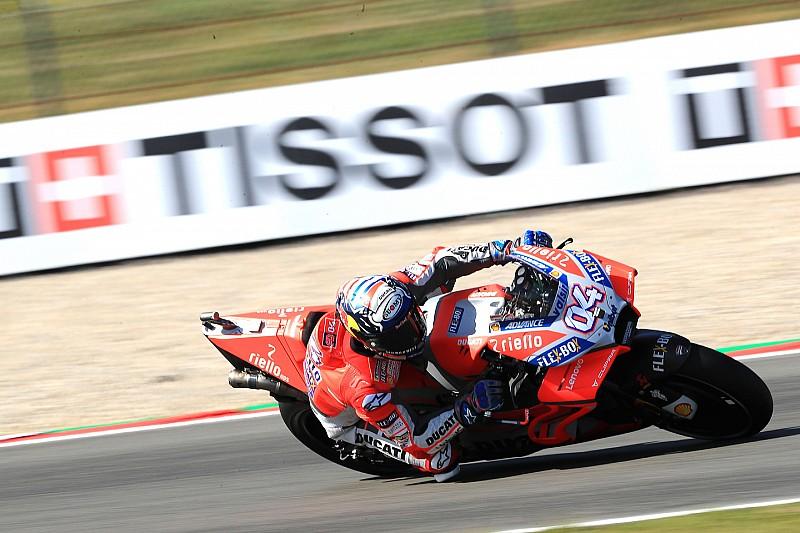 Ducati in Assen: Nur Dovizioso kann im Qualifying glänzen