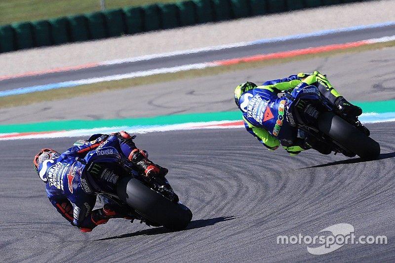 Vinales sucht Gründe für die Krise: Hört Yamaha zu sehr auf Valentino Rossi?