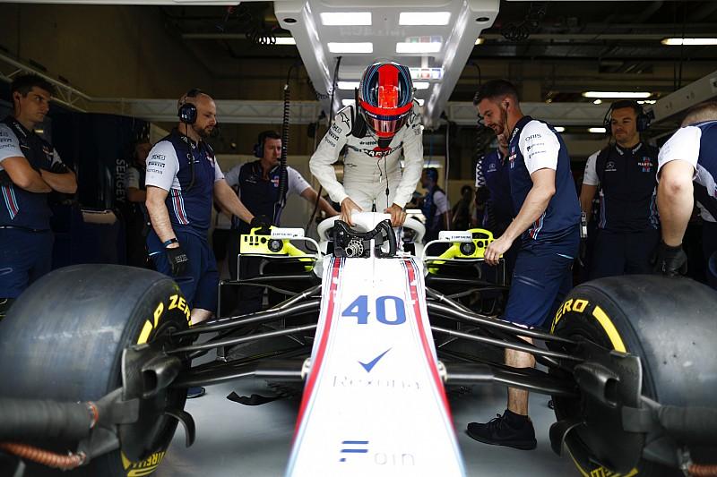 Kubica espera poder volver a ser titular en F1 en 2019
