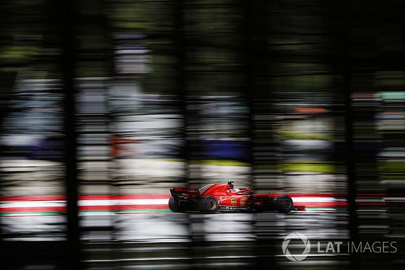 "Vettel: ""Mercedes avait l'avantage aujourd'hui'"