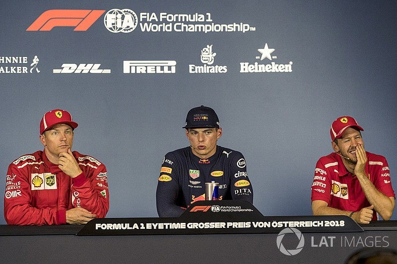 Austrian GP: Post-race press conference