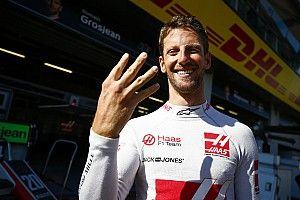 "Grosjean relieved to stop ""negative spiral"""