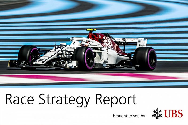 El análisis estratégico de James Allen: Gran Premio de Francia