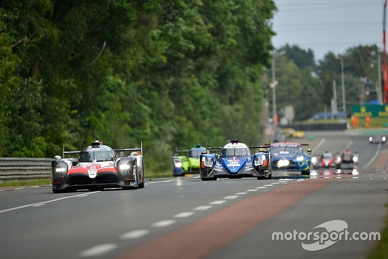 Le Mans reveals remaining 2019 entries