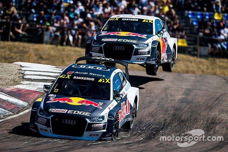 Audi, Dünya Rallikros Şampiyonası'ndan çekiliyor!