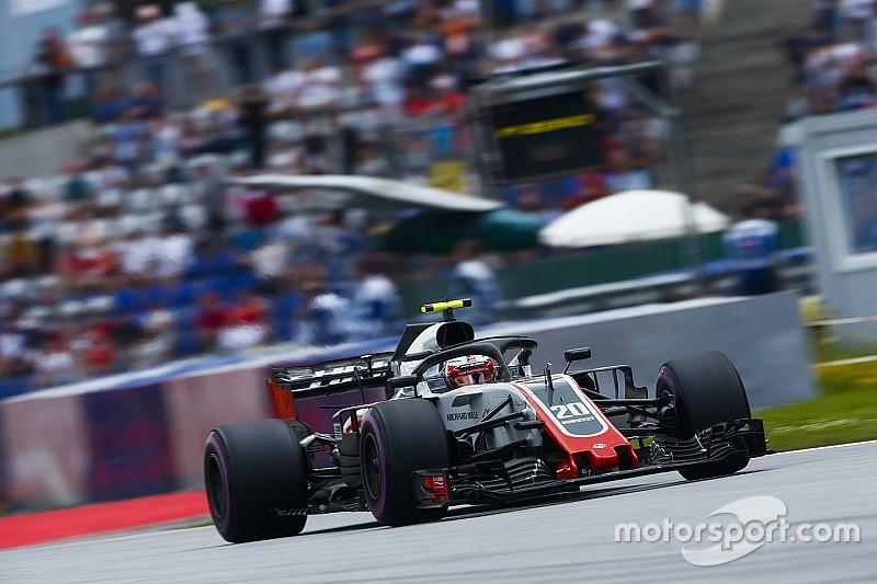 """Magnussen : """"Nous avons égalé les Red Bull"""""""