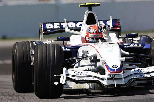 クビサ、F1で唯一勝利を挙げた2008年を回顧「チャンピオンを狙えたはず」