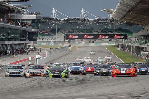 Profil Blancpain World GT Challenge Asia